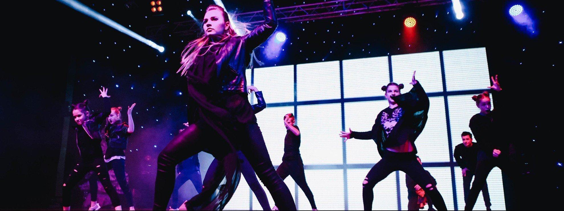 виконавець DANCE STUDIO LUNA (Денс Студіо Луна)