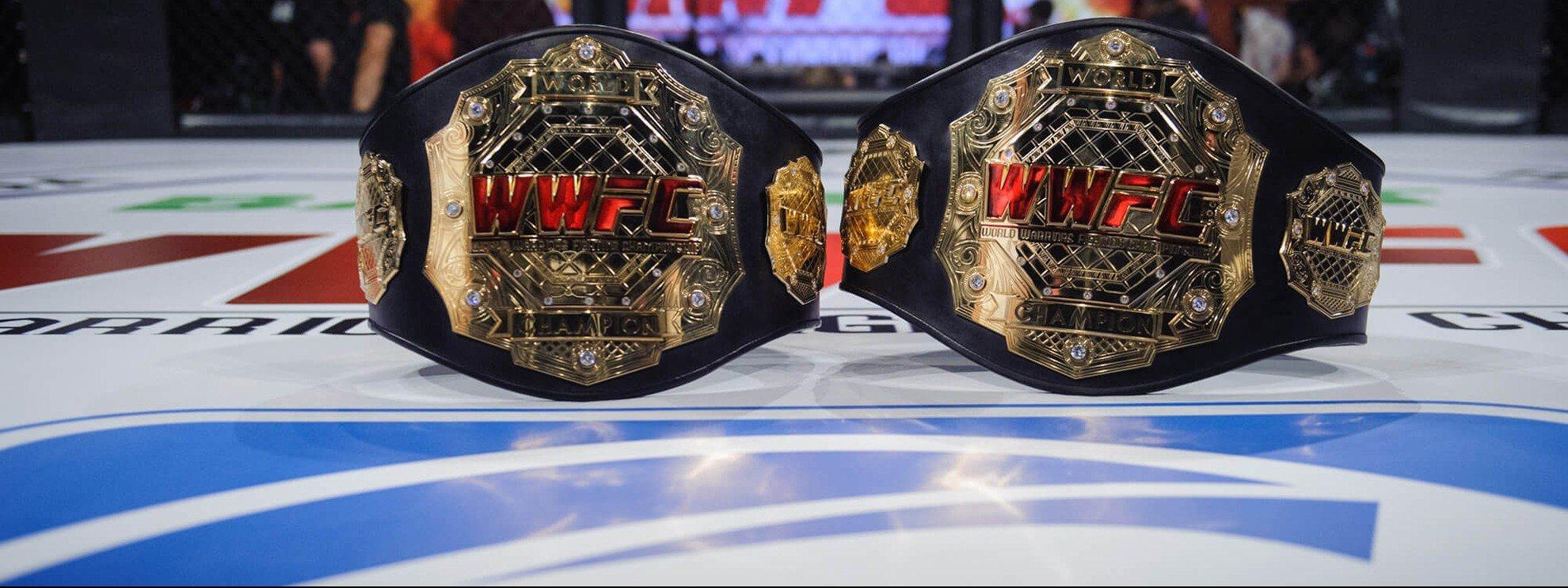 событие Турнір WWFC 10