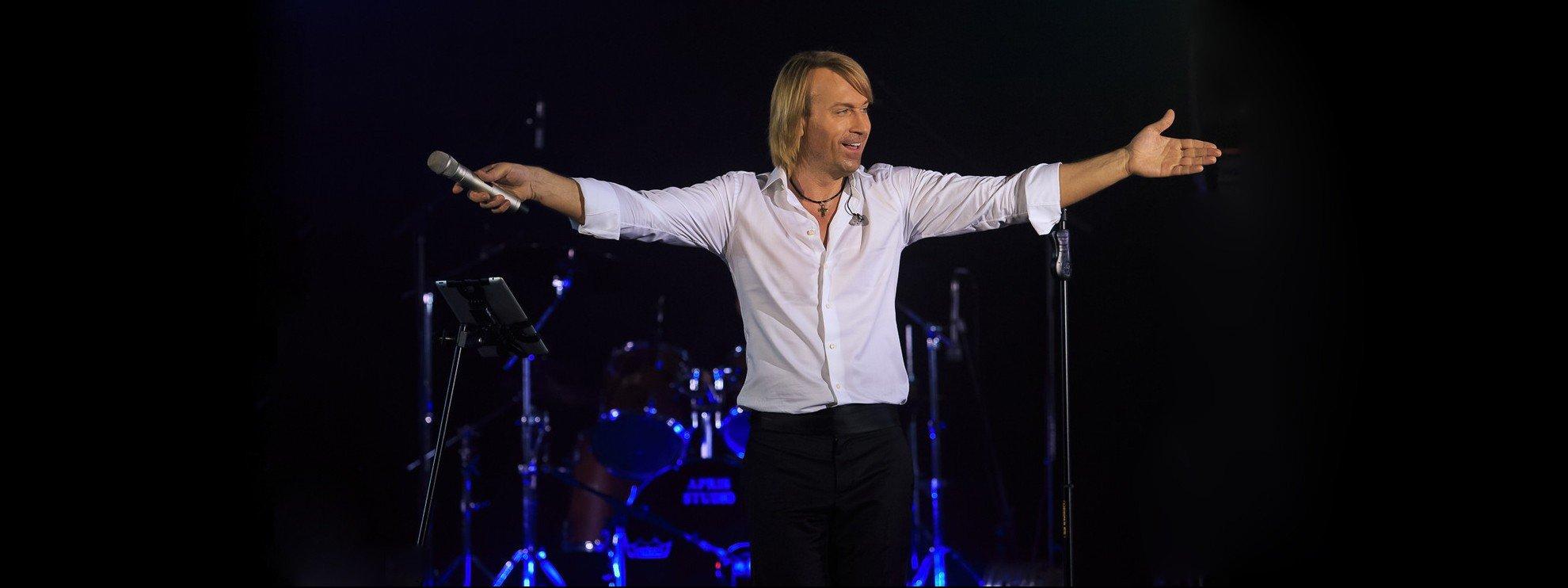 performer Oleg Vinnik