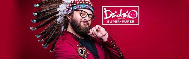 событие Dzidzio (Дзидзьо). Мега-тур «Super-Puper»