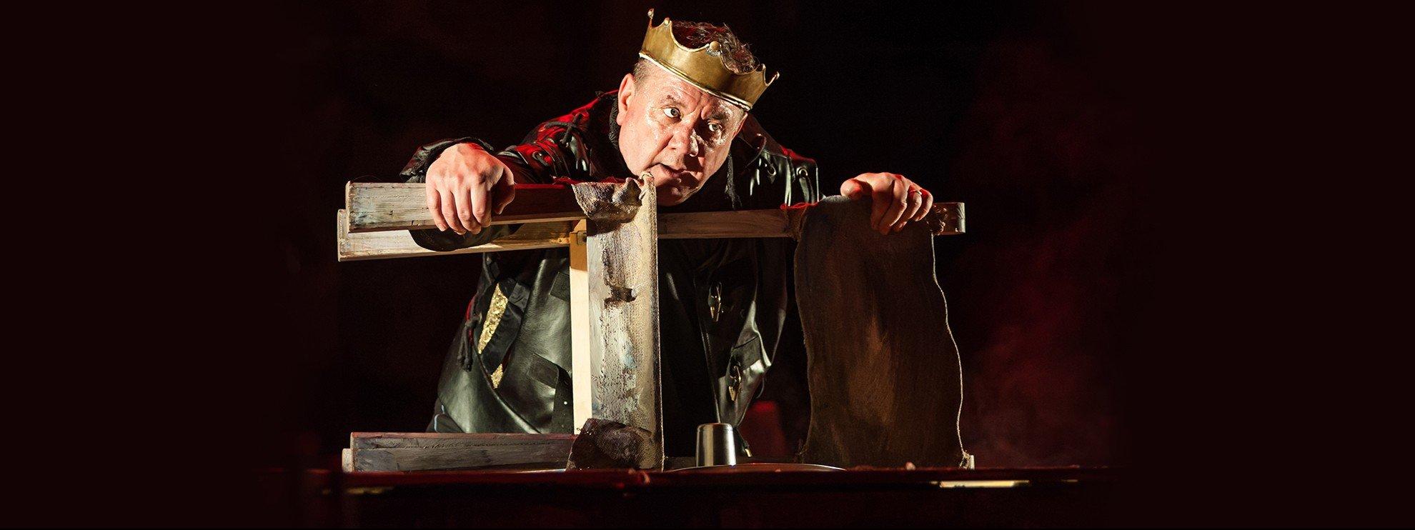 performer Bogdan Benyuk