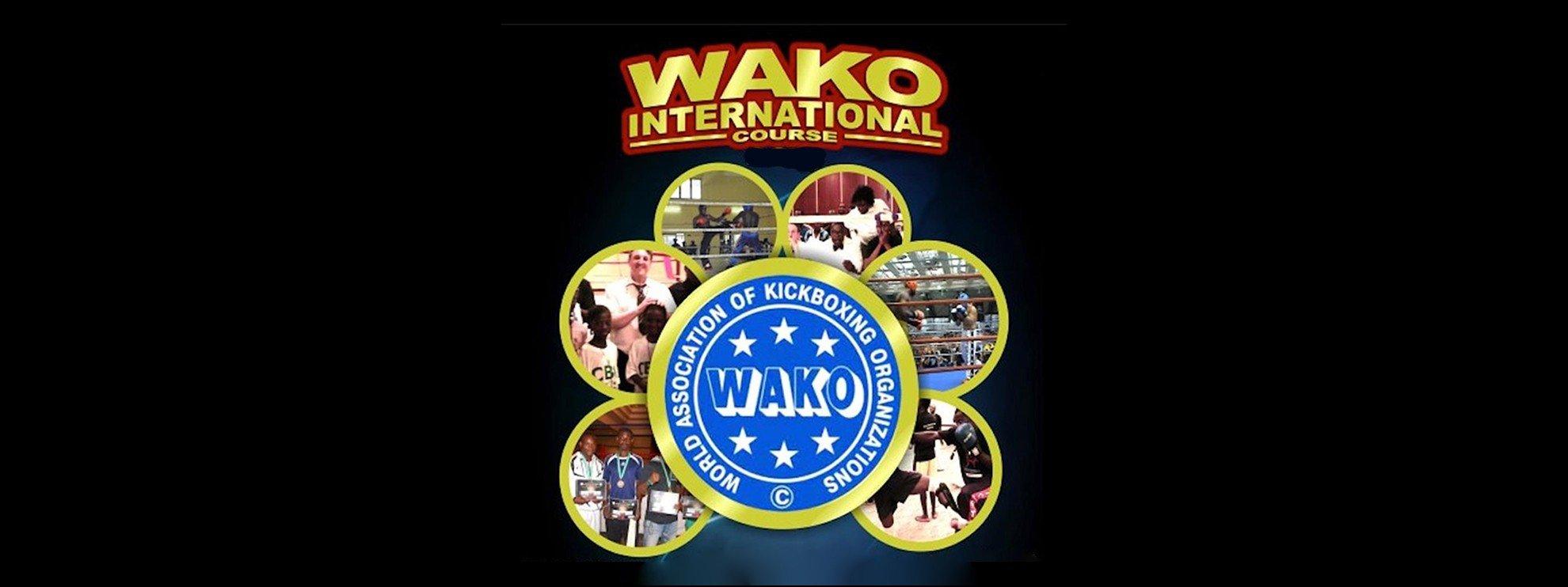 performer WAKO kickboxing Federation
